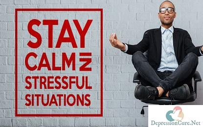 25 Ways To Stay Calm In Stressful Situations